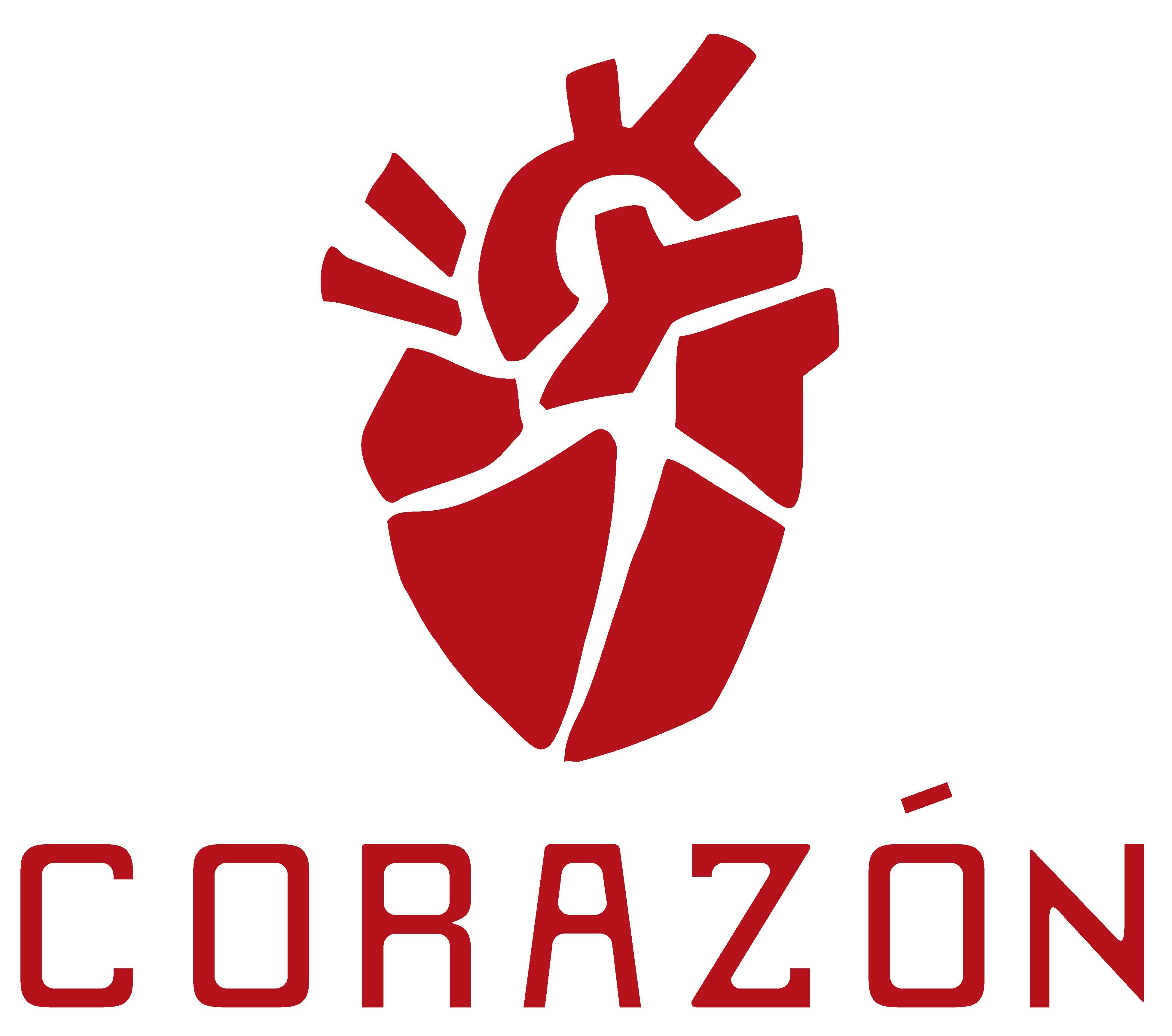 Corazon Heart Logo