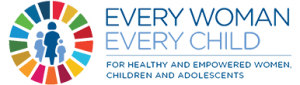 Every Woman Every Child Logo