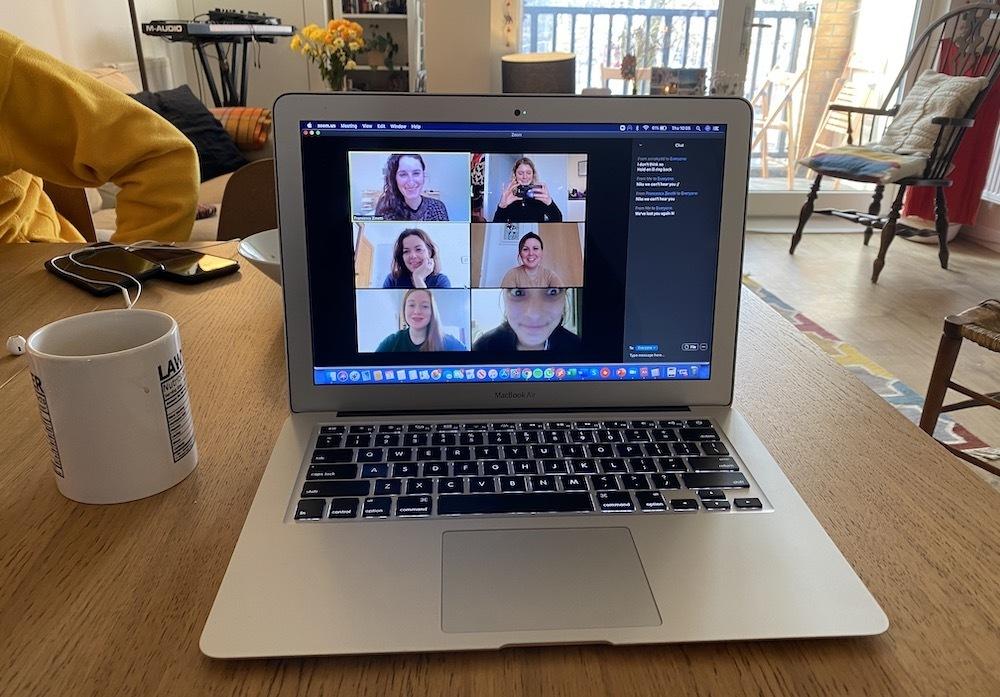 Virtual work